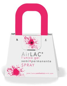#airlac #deabeaute #semipermanentespray #stencilac #gelspray #luxuryestheticbrand #larivoluzionenails