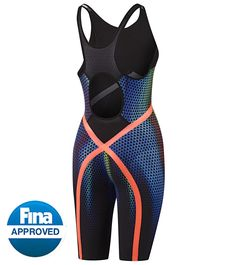 98ae406a0b7c9 Adidas Women's Adizero XVI Freestyle Open Back Tech Suit at SwimOutlet.com  - Free Shipping. Competitive SwimmingSwim ShopSwimmersAdidas ...