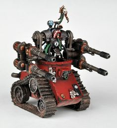 New mechanicum creation by Dave Taylor Miniatures.
