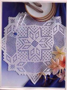 Kira scheme crochet: Scheme crochet no. 1311