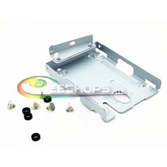 Brand New Cheap Internal Hard Disk Drive HDD Bracket Carrier Tray for Sony PlayStation 3 PS3 Slim 4000 With 12GB Flash Memory [41536] - $5.50 : buy cheap computer & laptop replacement parts & video games accssories, wholesale electronic gadgets at eeshops.net, EESHOPS