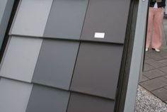 Dachstein Tegalit- lichtgrijs - donkergrijs- antraciet