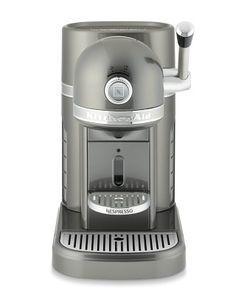 KitchenAid® Nespresso Espresso Maker #williamssonoma