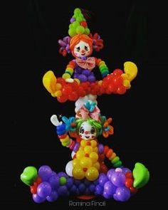 Cumpleaños Infantiles , Personajes y Esculturas con Globos | Vittoria Balloons