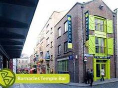 Barnacles Temple Bar House Hostel, Dublin, Ireland: Book Now!