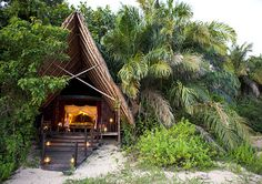 """My kind of camping = """"glamping""""! Tanzania and other places that offer fine camping experiences."""