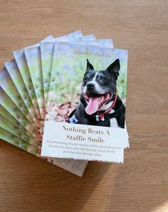 Rescue Staffie Stories Book, true rescue stories, adopted shelter stories UK, Therapy Dogs, Pet Stories, Gifts for Dog lovers