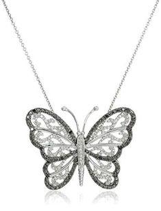 Diamond Solitaire Necklace, Diamond Gemstone, Diamond Pendant, Diamond Jewelry, Sapphire Pendant, Diamond Studs, Black Diamond, Butterfly Jewelry, Butterfly Pendant