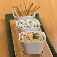 Here's why two dips are better than one, Parmigiano Reggiano and Mascarpone are a perfect starting point to any of your dip recipes Dip Recipes, Great Recipes, Snack Recipes, Favorite Recipes, Snacks, Potato Appetizers, Appetizer Dips, Appetizer Recipes, Mascarpone