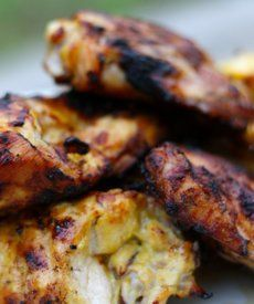 Persian Chicken: A delicious marinade makes all the difference for the EASIEST chicken ever