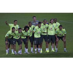 Neymar at training 9/6/15❤️❤️
