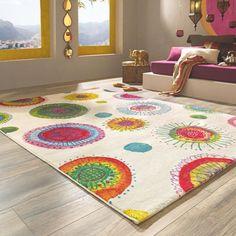WEBTEPPICH in Multicolor 160/230 cm - Web- und Tuftteppiche - Teppiche - Teppiche und Böden - Produkte