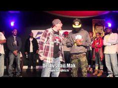 PIT FIGHTS BATTLE LEAGUE : Death-Mas: Deft vs Lail Mak