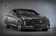 2014 Cadillac CTS Program Development