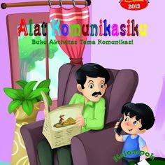 Buku PAUD - Alat Komunikasiku (Kelompok A)