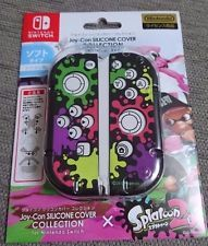 Splatoon 2 Switch Joy-Con Silicon Covers Official RARE - BRAND NEW LOCAL STOCK