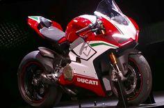 Ducat V4 Speciale 216bhp