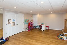 Playroom: After