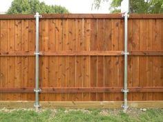 DFW Basic Cedar Fences |Lifetime Fence Company | 6 ft Cedar Fence DFW