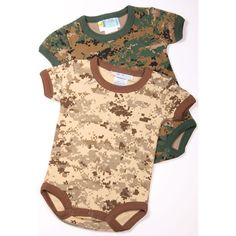 Marine Digital Camo 2 Pack Onesies | Infant and Toddler Clothing | Kids | Sgt Grit - Marine Corps Store