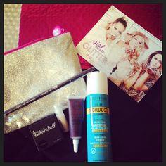 My ipsy November 2014 bag!