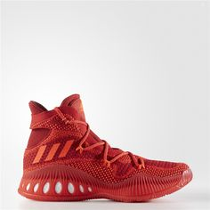 32a79540062d ADIDAS CRAZY EXPLOSIVE PRIMEKNIT USA RED SCARLET AQ7218 Shoes Sneakers