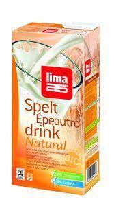 Lima Spelt drink natural De Weegschaal GezondheidsWinkel DeWeegschaal.nl