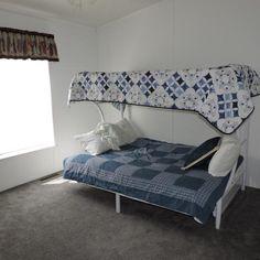 2918 Angler's Cove | Pot-Nets Communities Porches, Bunk Beds, Furniture, Home Decor, Front Porches, Decoration Home, Loft Beds, Room Decor, Porch