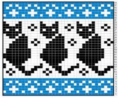 Fair Isles, C2c, Le Point, Mittens, Knit Crochet, Cross Stitch, Knitting, Blog, Animals