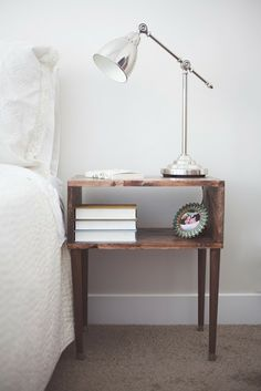 CB and J: diy nightstands