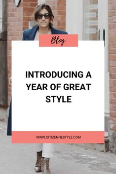 Introducing the Year of Great Style, our weekly wardrobe planner. It helps you get organized, stay on budget and create a conscious style all on your own! Sustainable Style, Sustainable Fashion, Wardrobe Planner, Wishes For You, Slow Fashion, Getting Organized, Road Trips, Budgeting, Create
