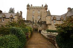 Cawdor Castle, near Inverness - Scotland. This is where you were trespassing lol