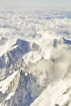 Mont Blanc, Rhone Alpes, France    PhotoStock-Israel -    Tumblr