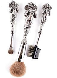 3 Piece Nouveau Goddess Brush Set