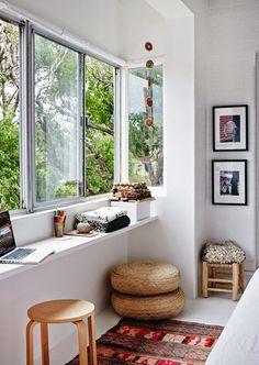 POR EL AMOR DE ORO: Casa de la envidia: sydney casa...me encanta la ventana!!!