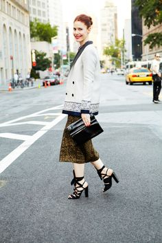 What Our Editors Wore To NYFW #refinery29