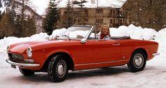 Le dandy insouciant : un roadster vintage