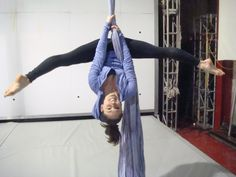 Incredible Inverts – How to Get A Straight-Legged Straddle Without All That Swearing