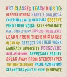 Waitsfield Elementary Art Welcome Back Class PostersArt