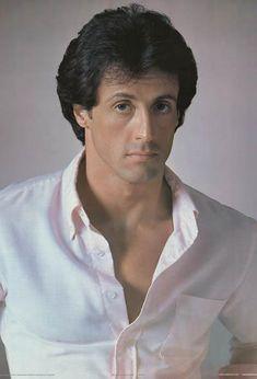 Sylvester Stallone 1984 Portrait Poster 25x35 – BananaRoad