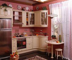 Gallery.ru / Фото #19 - Интерьер кухни. - larisaros