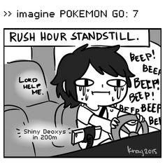 imagine Pokemon GO