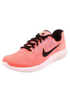 best website a59b3 a5058 Zapatilla Rosa Flúo Nike Lunarglide 8 Wmns - Comprá Ahora   Dafiti  Argentina Ahora, Zapatillas