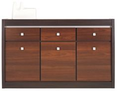 FR5 FORREST BOGFRAN dresser. Roomy 3-door dresser with three spacious drawers. Modern design. Strict forms. Polish Bogfran Modern Furniture Store in London, United Kingdom #furniture #polish #bogfran #dresser #cabinet