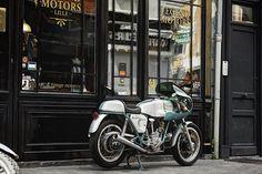 Ducati 750 Imola Replica 1973 sale at Legend Motors Lille.