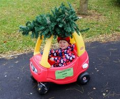 christmas card idea ry loves christmas vacation little tikes car with tree farm personalisation
