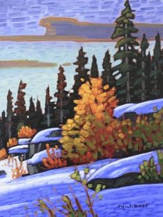 Nicholas Bott Small Paintings, Paintings I Love, Oil Paintings, Canadian Painters, Canadian Artists, Landscape Art, Landscape Paintings, Landscape Pictures, Oil Painting Pictures
