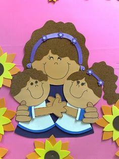 Aprender Brincando: Decoração para o Dia das Mães - Educação Infantil
