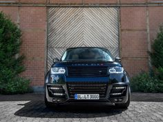 2014 Lumma Design Range Rover CLR R : Cars Model World