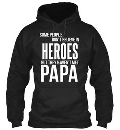 MY HERO PAPA. I absolutely LOVE  my papa. He is my best friend in the whole world and no one could ever replace him Panthers Football Team, Panther Football, Football Season, Custom Clothes, Custom Shirts, Your Girl, Sports Team Apparel, Carolina Panthers Football, Panther Nation